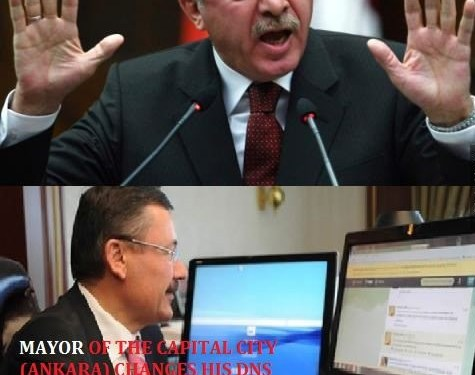 Turkish government at its best… So ironic…