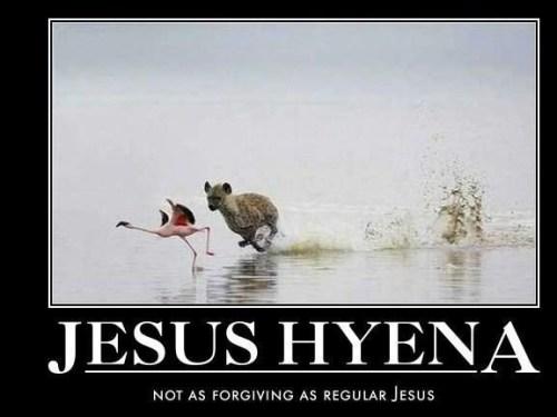 Jesus Hyena