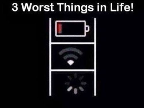 three worst things in life