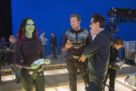 With his rehiring, James Gunn will now become the first MCU director to direct an entire trilogy of films