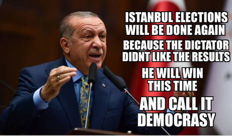 Whined like a little b*tch and now he got what he wanted. This is how Turkey works thanks to this piece of ….
