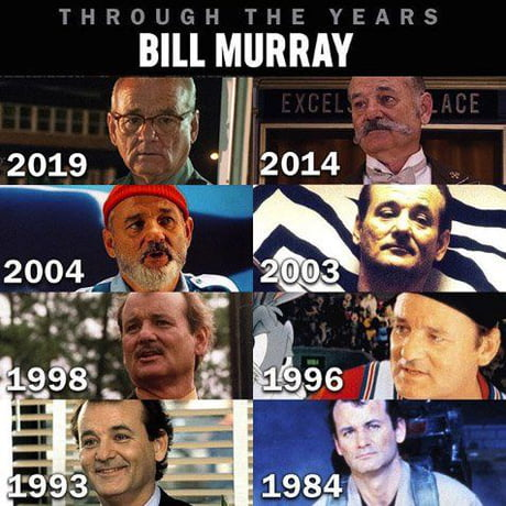 I am so disappointed by this community. We forgot the 70th birthday of Bill f**king Murray. It was yesterday. Shame on all of you and Happy Birthday Bill!