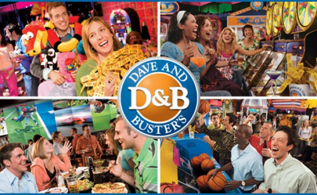 Dave And Busters Fun At The Falls