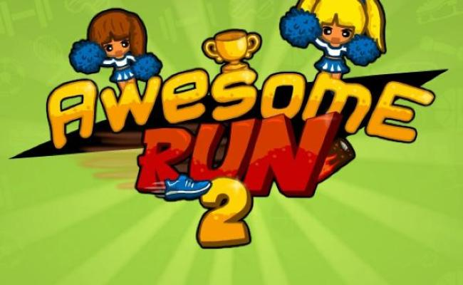 Play Awesome Run 2 Unblocked