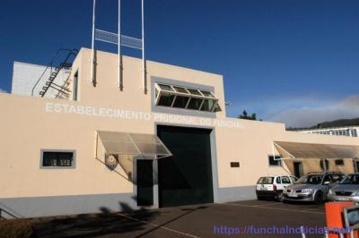 Recluso amanhece morto na cadeia do Funchal