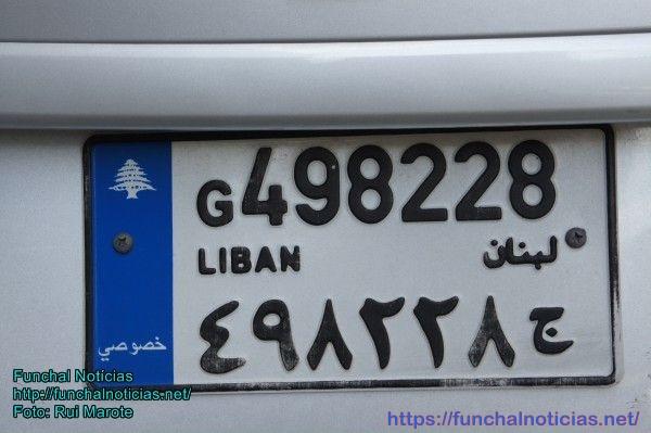 Matrícula do Líbano: vá-se lá entender