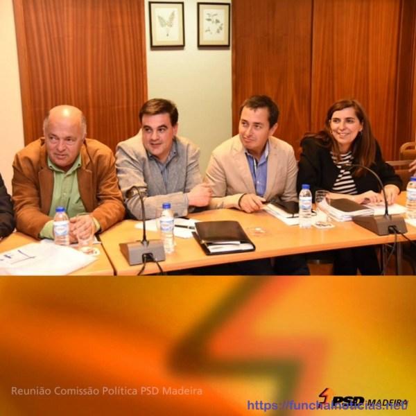Comissão política7