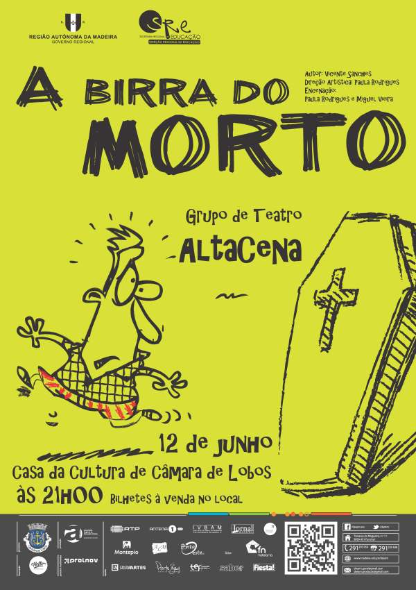 birra do morto Final - Camara de lobos 12.6.15