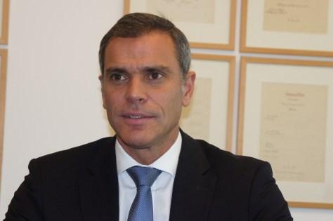Eduardo Jesus está descansado com o processo de privatização da TAP.