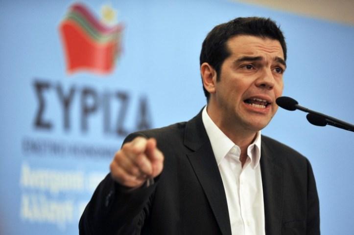 grécia-Tsipras