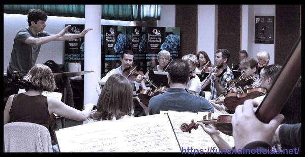 orquestra clássica