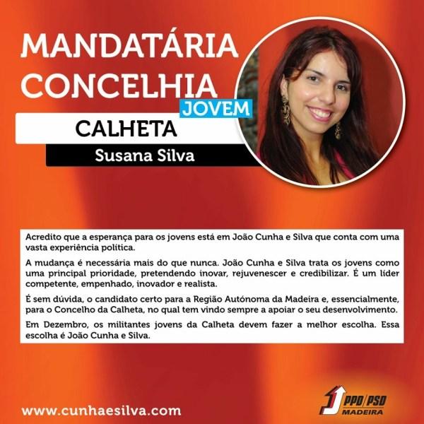 Susana Silva, assessora de imprensa PS-M