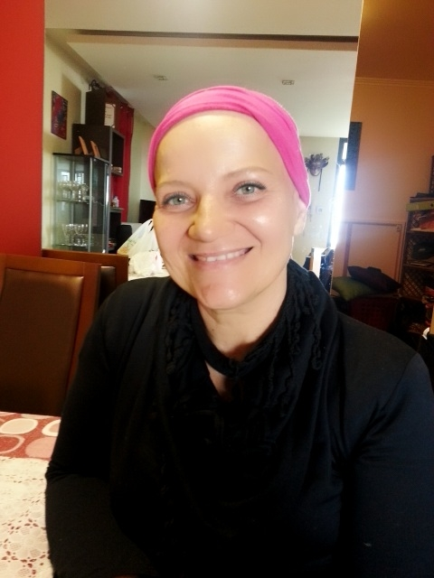 Raquel Lombardi quer mostrar que se pode falar de cancro sem medos. É a organizadora deste concerto.