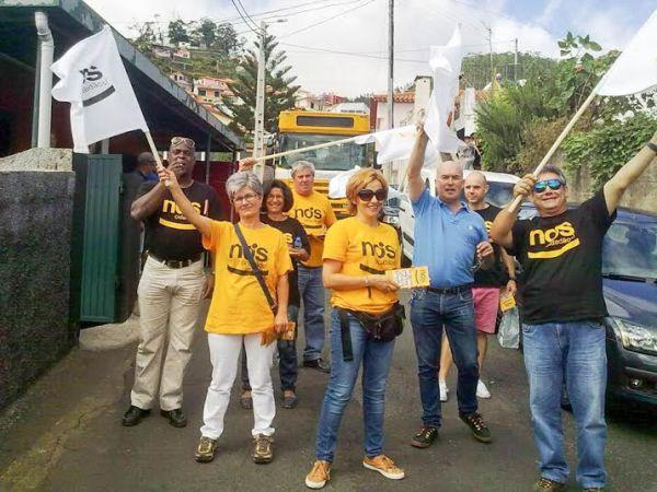 Nós Cidadãos campanha