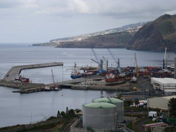 porto caniçal