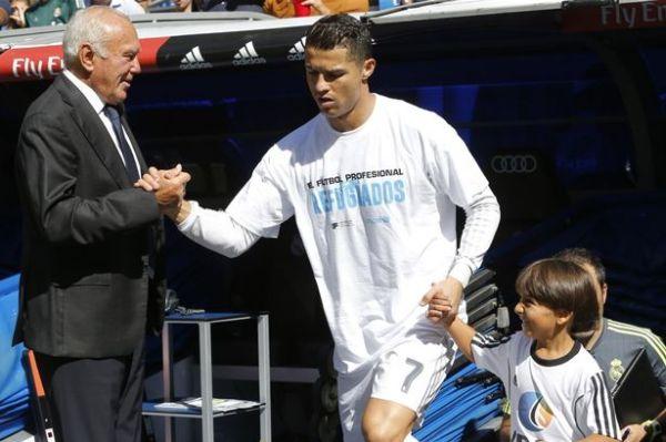 Cristiano Ronaldo, Real-Madrid-CF-v-Granada-CF-La-Liga