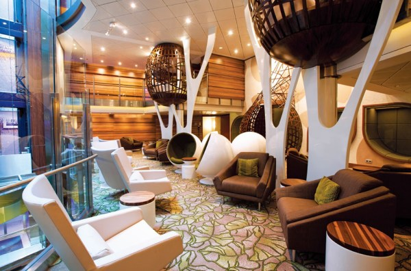 Celebrity Eclipse Hideaway