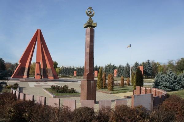 aspecto geral do memorial