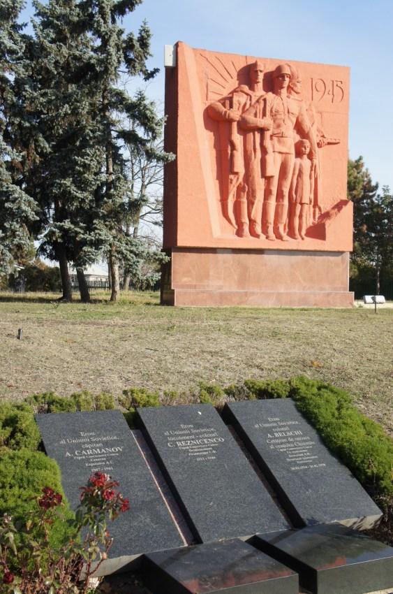 Monumentos comemorativos da 2ª Guerra