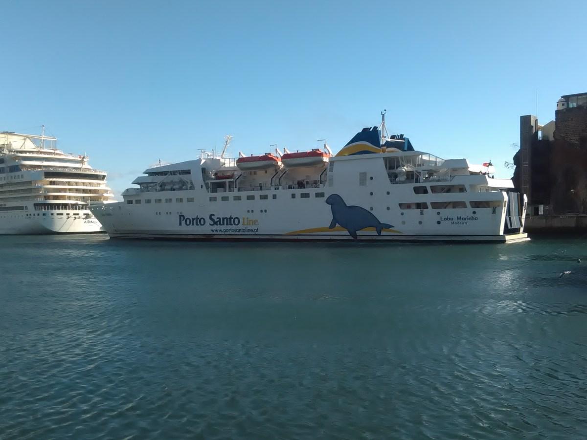 Luís Miguel Sousa assevera que Porto Santo é a ilha portuguesa mais bem servida em termos de transportes de passageiros e carga