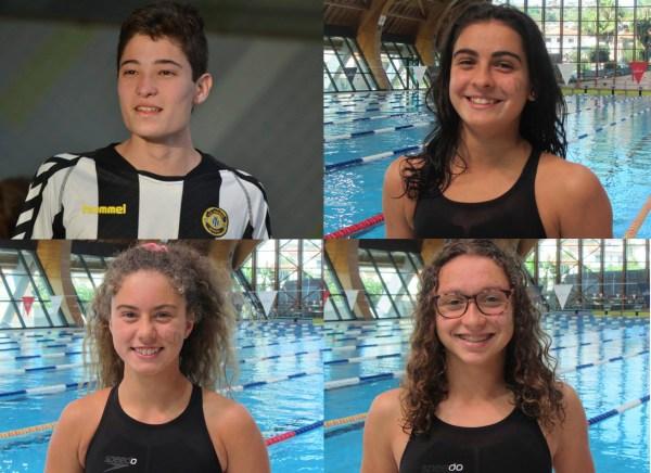 nadadores nacional
