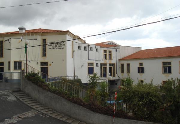 escola são roque eduardo brazão de Castro