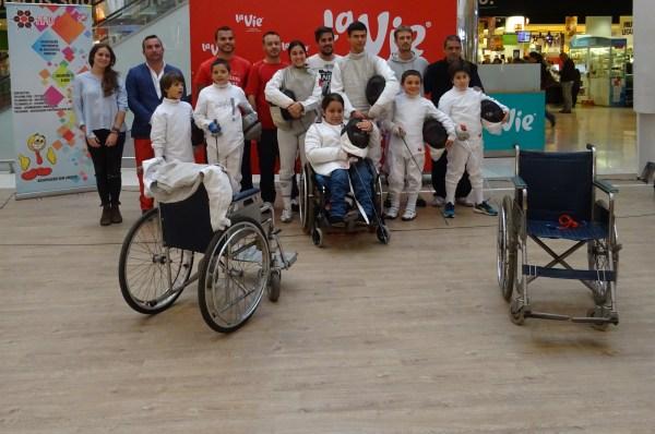 esgrima cadeira de rodas - 2