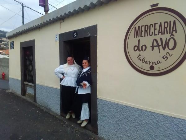 merceari da avó folclore monteverde