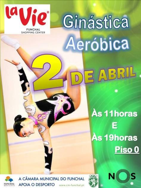 ginástica aeróbica sporting clube da Madeira