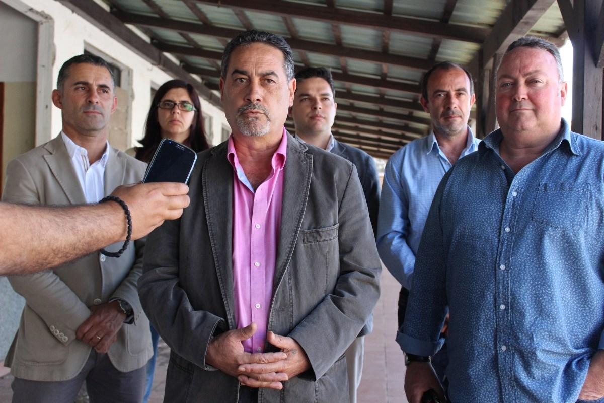 Avelino Conceição suspendeu o mandato na Junta de Freguesia de Água de Pena por um ano
