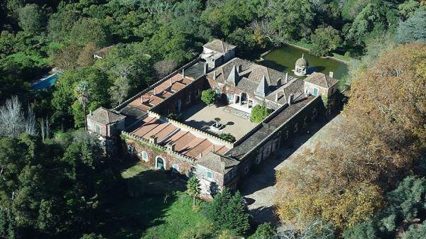 palácio em Azeitão Portugal