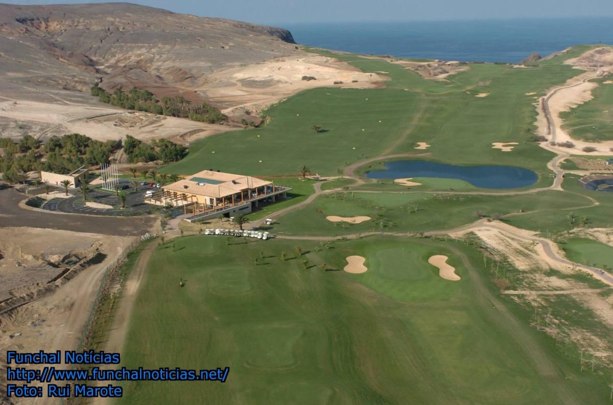 Porto Santo tem um novo clube de golfe