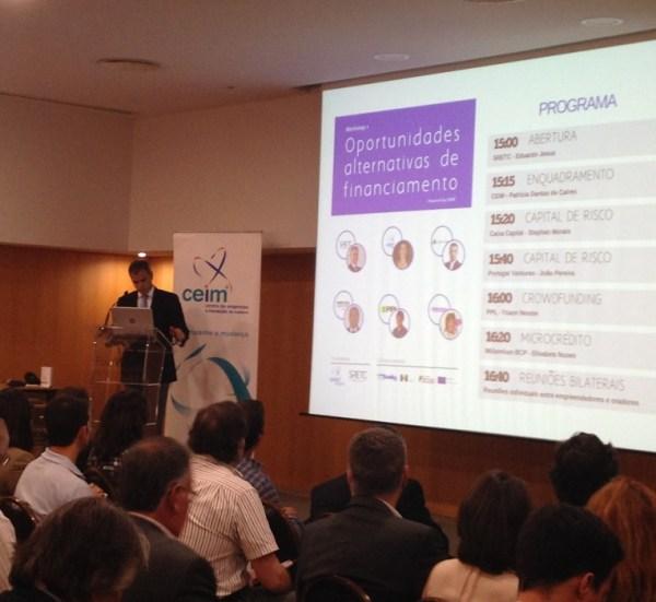 workshop ceim Oportunidades Alternativas de Financiamento