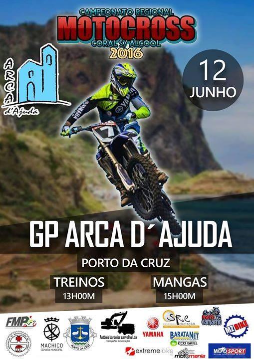 Motocross Porto da Cruz