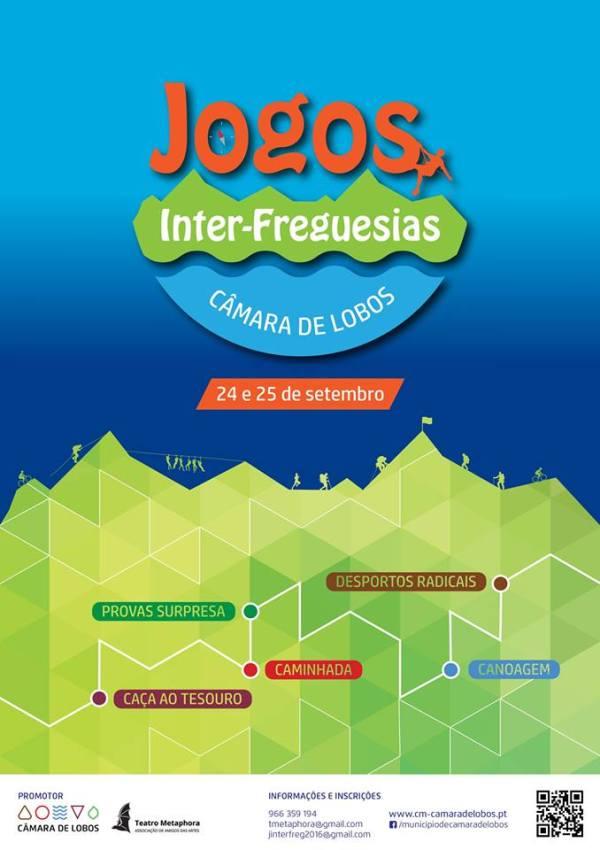 Jogos inter-freguesias 2016