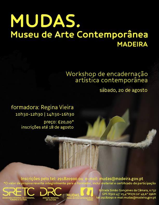 Mudas Workshop agosto 2016