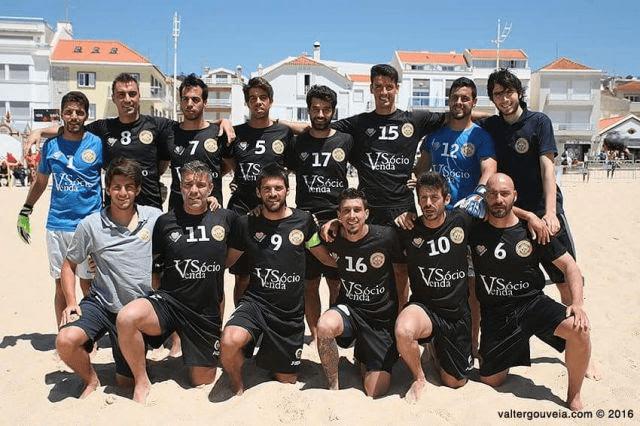 nacional futebol de praia