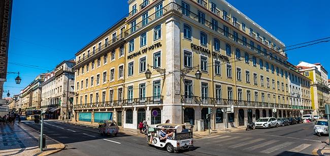 Pestana CR7 Lisboa prédio
