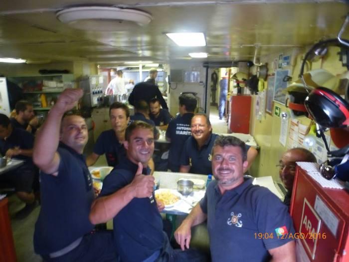 Selvagens Missão Autoridade Marítima Nacional 3