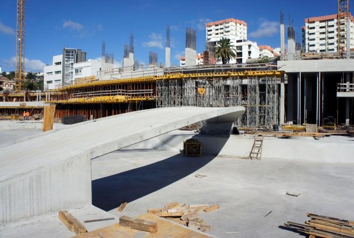 hotel savoy obras construção turismo