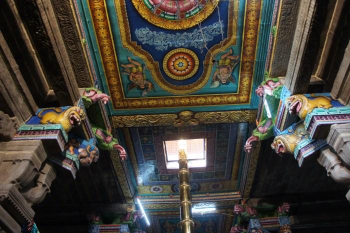 Pinturas da arte Pallava