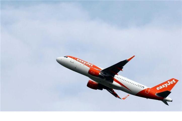 Avião, EasyJet