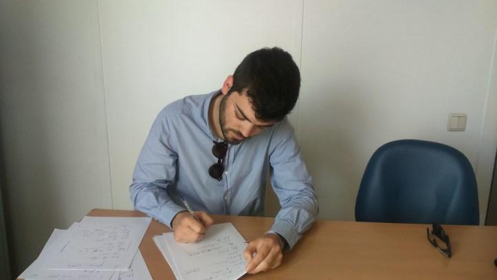 Filipe Olim Comissão de utentes