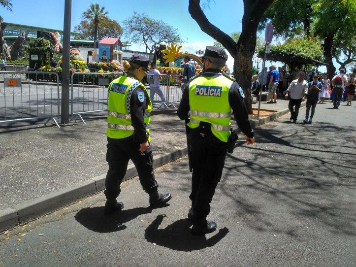 cortejo flor 2'17 psp polícia