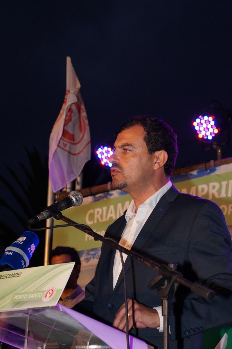 """""""Prioridade do Porto Santo não pode ser a ampliação do campo de Golfe quando o Centro de Saúde está obsoleto"""", diz Menezes de Oliveira"""