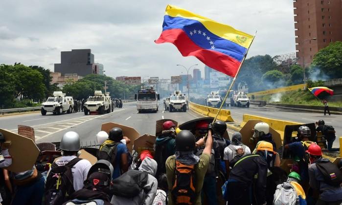 VENEZUELA-CRISIS-OPPOSITION-PROTEST-G9J37L5EC.1