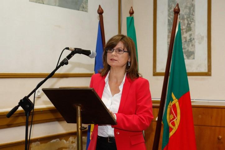 Idalina Silva pres. junta do Monte