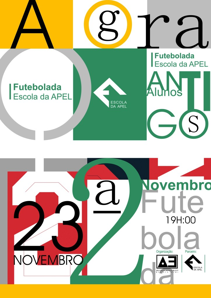 APEL-Cartaz da Futebolada