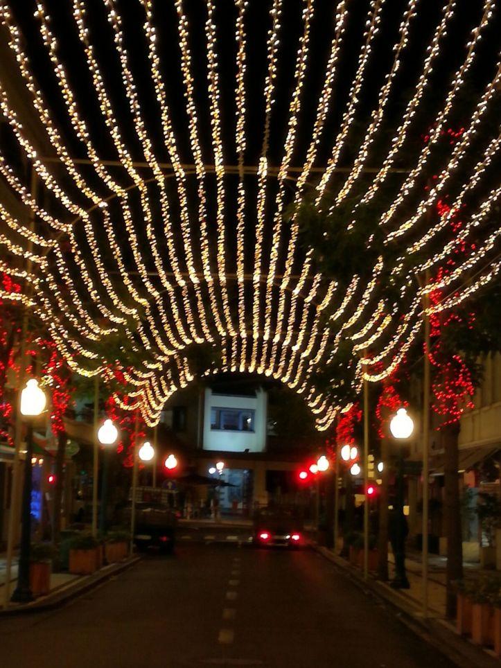 Iluminação Natal 2017