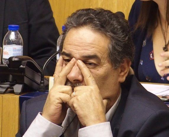 """Avelino Conceição diz-se """"vítima duma cilada"""""""